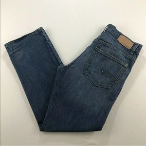 Calvin Klein Relaxed Straight Easy Fit Mens Jeans